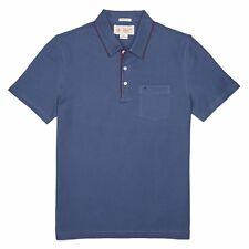 Penguin by Munsingwear Men's Polo Shirt Size XXL Indigo 100% Cotton Blue