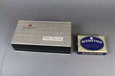 2 Papp Schachteln - Edle Narde Seife + Risinetten - wohl 1920er/30er Jahre /S137