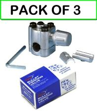 """(3 - PACK) SUPCO BPV31 BULLET PIERCING TAP VALVE, 1/4"""", 5/16"""", AND 3/8"""" OD"""