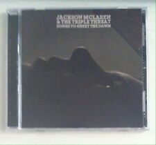 Jackson McLaren And Triple Threat - Songs To Greet The Dawn (CD, Like New)