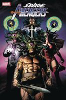 Savage Avengers #12 Marvel Comics Gerry Duggan Preorder