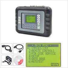 Multi-language V33.02 SBB Car Key Programmer Transponder Immobilizer Diagnostic