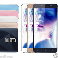 """5.5"""" Unlocked Android 5.1 Smartphone Quad Core Dual Lens &SIM 3G WiFi GPS AT"""
