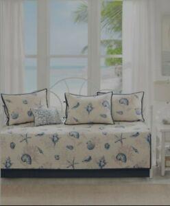 Madison Park - Bayside 6 Pc Daybed Bedding Set