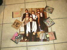 DIAMOND RIO PROMO POSTER 1994 LOVE IS A LITTLE STRONGER VINTAGE