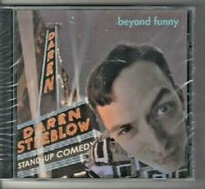 Daren Streblow ~ Beyond Funny ~ Stand-Up Comedy ,16 Tracks , 2000 ,NEW SEALED CD
