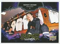 2017-18 Compendium Epack Exclusive SUPERSTITIOUS Sidney Crosby