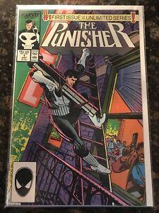 The Punisher #1 (Marvel, 1987) Comic - NM-