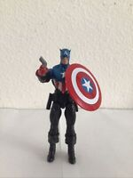 Hasbro Marvel Legends Captain America Bucky 6.5 Inch Figure (No Arnim Zola BAF)