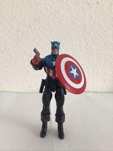 Hasbro Marvel Legends Captain America Bucky 6.5 Inch Figure (No Arnim Zola BAF)