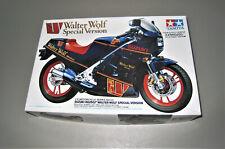 Suzuki RG250 Walter Wolf Racing Special Version 1:12 Tamiya Model Kit 14053