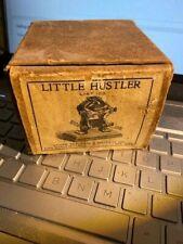 Vintage Antique Little Hustler Electric Motor Generator Steam Engine Toys
