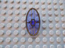 Lego 1 x Schild oval 2586p4g Stierkopf Büffel 6032 6096 4806 4807