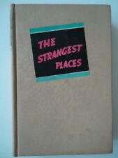 The Strangest Places Leonard Q. Ross Leo Rosten 1939 first edition New Yorker