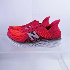 Size 10 Men's New Balance Fresh Foam 1080 V10 Running Shoes M1080R10 Red