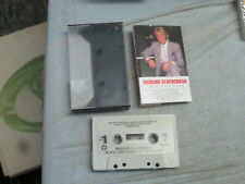 Richard Clayderman - Plays Love Songs of the World (Cassette, Tape) WORKING