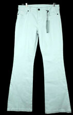 KUT from the Kloth Chrissy Flare Jeans White Size 10