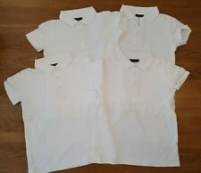 4 Next School Polo Tops Age 6