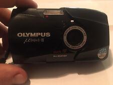Olympus mju II (mju 2) 35mm Kompaktkamera