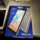 NEW *Sky Devices* Elite Octa in Dark Gray OctaCore Tablet