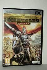 IMPERIUM ONLINE GIOCO USATO OTTIMO STATO PC DVD VERSIONE ITALIANA VBC 46023