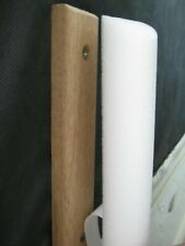 Headboard Bed Buffers anti - rattle wall fixings.