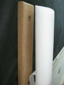 Adhesive Bed Buffer Pad stick to the Headboard strut reduce noise & wall damage
