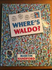 Where's Waldo? Martin Handford 1987 First Edition First Printing
