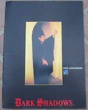 Dark Shadows 1992 Catalogue