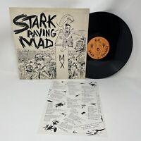 Stark Raving Mad - Self Titled Vinyl Record LP Original Pressing