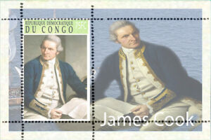 James Cook - 12  SHEETS private issue LIMITED EDITION!!!!