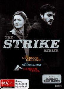 The Strike Series (DVD), NEW AUSTRALIAN RELEASE REGION 4
