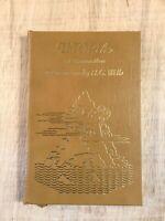 Utopia by Sir Thomas More. Easton Press 1st Edition 1st Printing