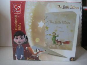 "Hape The Little Prince "" Friendship Diary """
