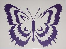 Wall Sticker Art custom Vinyl indoor decal window laptop removable Butterfly