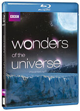 WONDERS OF THE UNIVERSE - BLU-RAY - REGION B UK
