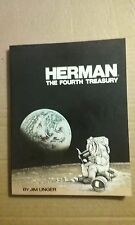 Herman : The Fourth Treasury by Jim Unger (1984, Paperback)