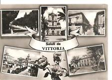 Saluti da VITTORIA ( Ragusa )........5 vedute.