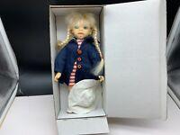 Gaby Jaques Vinyl Puppe 25 cm. Top Zustand