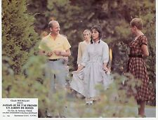 KATHLEEN QUINLAN  I NEVER PROMISED YOU A ROSE GARDEN 1977 VINTAGE LOBBY CARD #11
