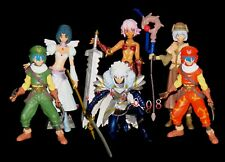 Bandai .Hack figure gashapon vol.2 (full set of 6 figures )