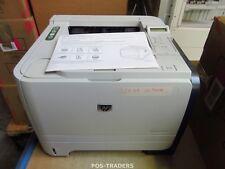 HP P2055dn A4 Mono Laser 33ppm B/W Printer Drucker USB LAN CE459A 27124 PRINTS