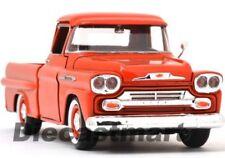 Pick-ups miniatures oranges MOTORMAX