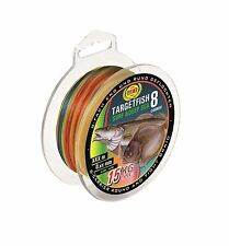 WFT TargetFish Surf & Deep Sea 300m 8-fach 0,30mm multicolor 28kg Dorsch Butt