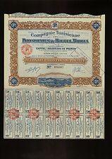 AFRICA TUNISIA MINING  Comp Tunisienne Phosphates du Djebel M'Dilla 1920