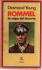 A34 Rommel La volpe del deserto Desmond Young 1979 BUR Rizzoli