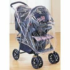 Universal New Travel System Raincover Zipped Rain Cover / Mamas & Papas Luna