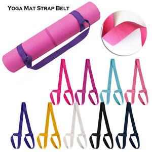 Sports Carry Adjustable Yoga Belt Shoulder Strap Yoga Mat Strap Fitness Strap