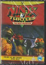 Ninja Turtles The Next Mutation Volume 9 – Enemy of My Enemy & King Wick NEW