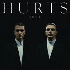 HURTS - EXILE  CD  12 TRACKS INTERNATIONAL POP  NEU